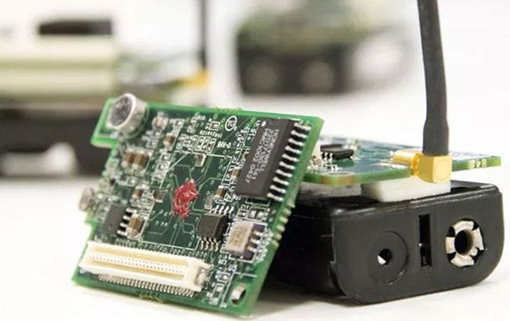 Sensor inalámbrico de medición de eficiencia energética.