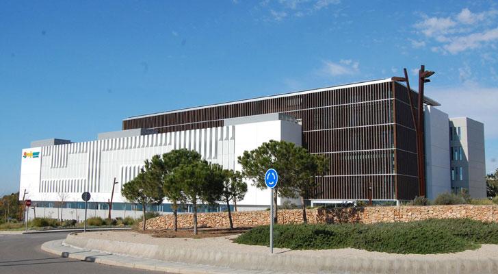 Tres tipos de fachada en el edifico de cajamar en almer a - Tipos de fachadas ...