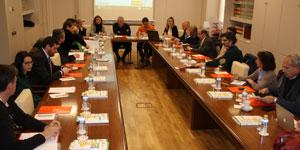 1ª Reunión Comité Técnico III Congreso Edificios Energía Casi Nula