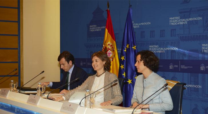García Tejerina se pronuncia sobre el Acuerdo de París.