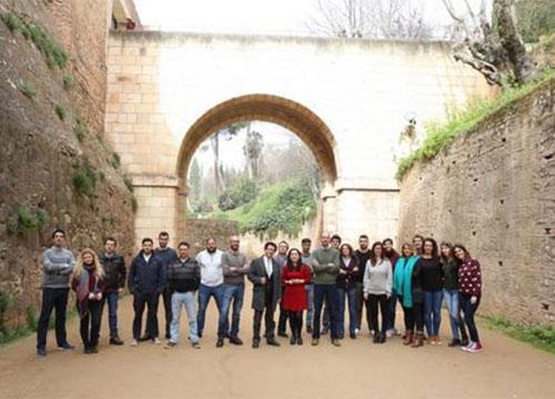 Debate sobre eficiencia energética en La Alhambra.