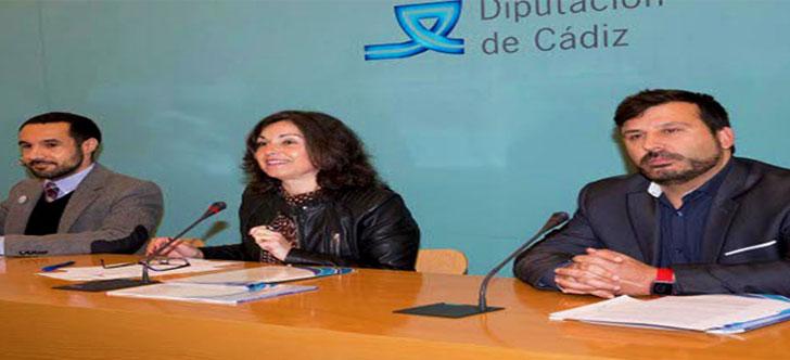 Diputación de Cádiz frente al cambio climático.