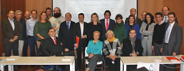 Miembros del Comité Asesor del II Congreso de Ciudades Inteligentes
