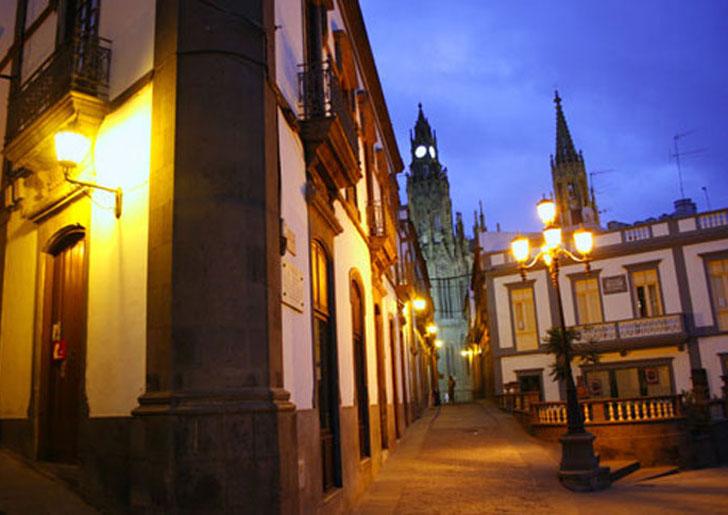 Ayuntamiento del Norte de Gran Canaria.