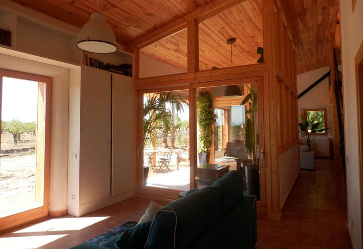 Hipotecas a casas sostenibles de Triodos Bank.