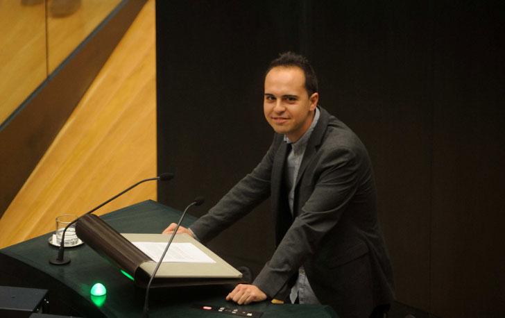José Manuel Calvo, Desarrollo Sostenible Ayuntamiento Madrid.