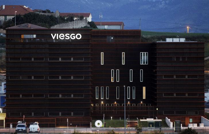 La sede de viesgo en santander logra un ahorro energ tico for Certificado energetico en santander