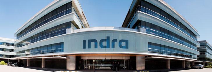 Sede de Indra en Alcobendas.