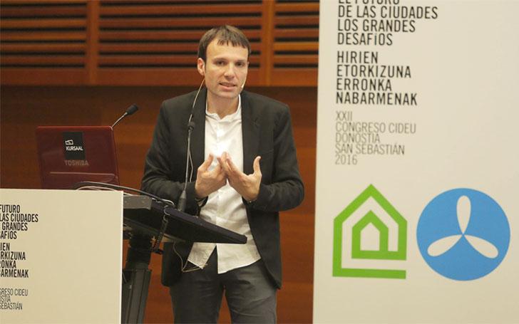 Presentación de la experiencia de rehabilitación en Zaragoza en CIDEU.