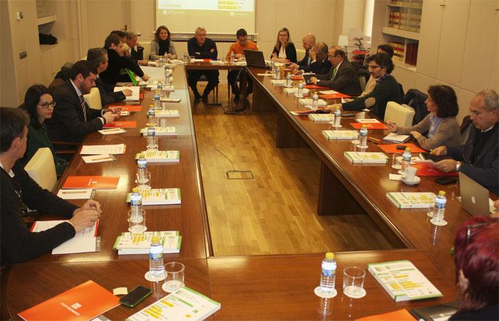 Reunión del Comité Técnico.