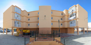 Premiada Rehabilitación Energética de viviendas en Chiclana