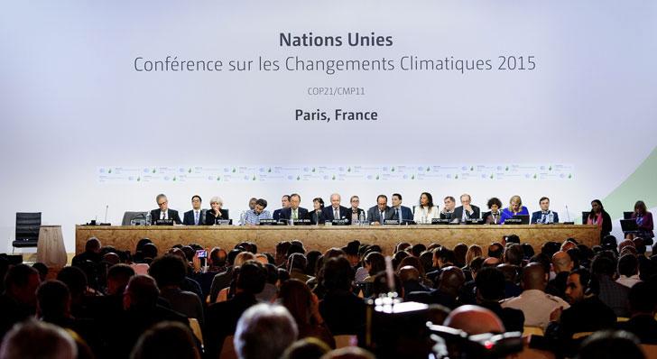 Acuerdo de París.