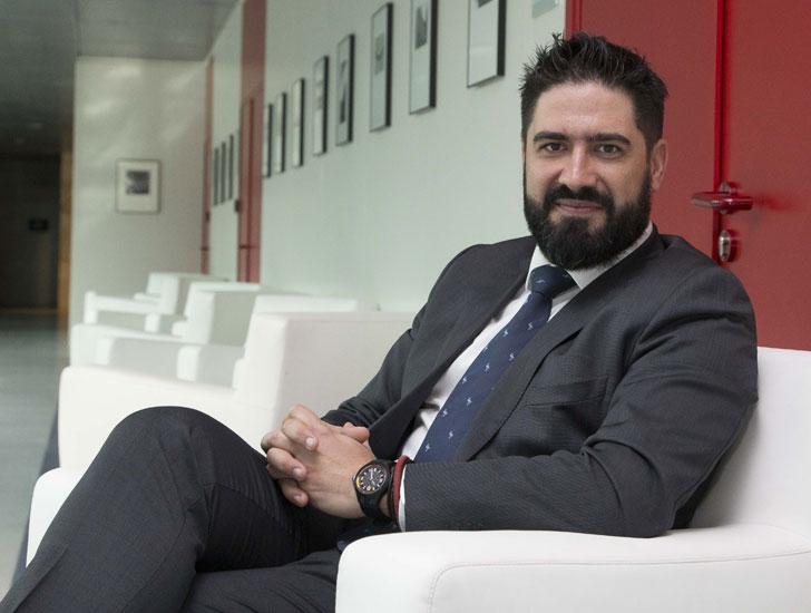 Raúl Calleja.