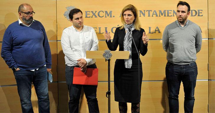 Castellón presenta su proyecto de Regeneración Urbana.