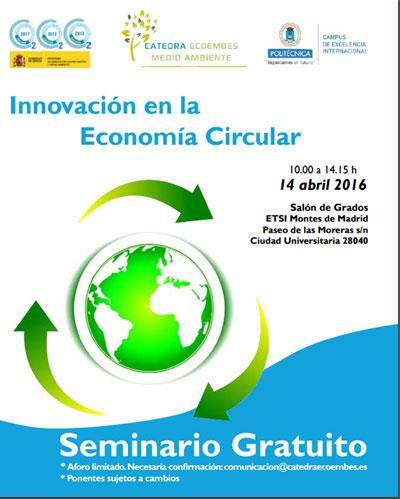 Seminario sobre Economía Circular.