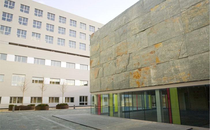 Hospital Infanta Sofía en San Sebastián de los Reyes.