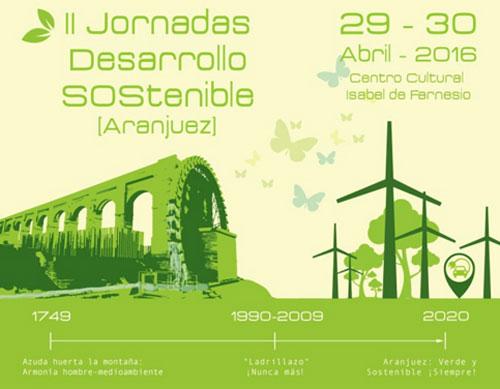 II Jornadas de Desarrollo Sostenible.