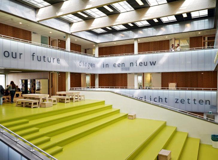 Instituto Lyceum Schaventant de Países Bajos.