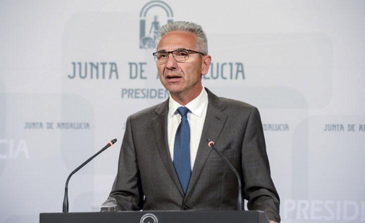 Andalucía gestión de calidad de aire.