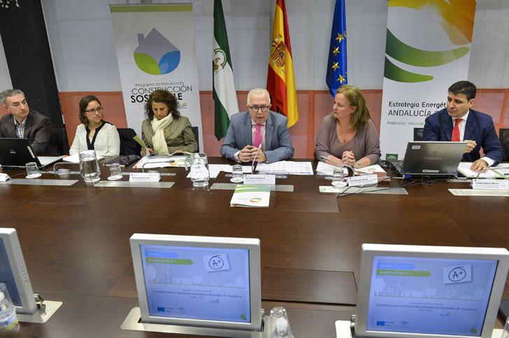 Andalucía prepara su Programa de Desarrollo Energético Sostenible.