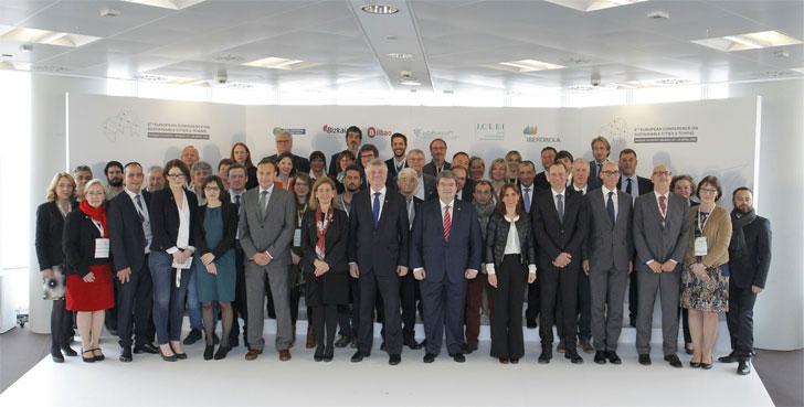 8ª Conferencia Europea de Ciudades y Pueblos Sostenibles.