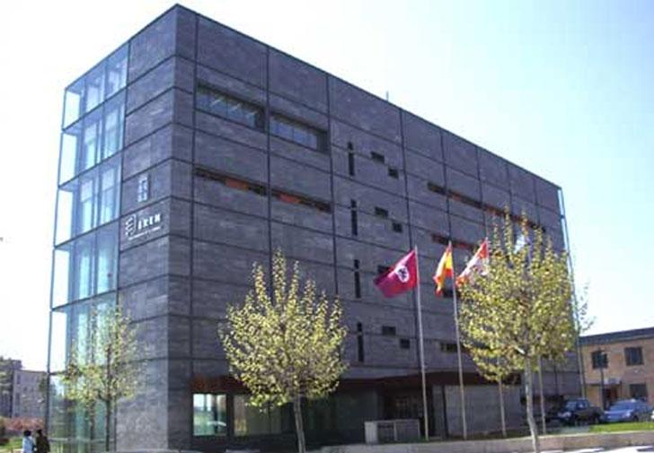 Edificio EREN certificado por su gestión ambiental.
