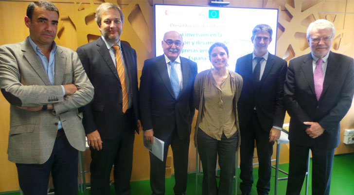Fundación Biodiversidad analiza la inversión verde en España.