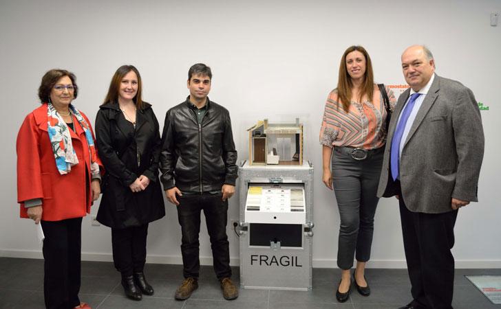Ursa patrocina la nueva oficina de Rehabilitación de Madrid.