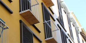 Primer Edificio Sostenible de Madera Contralaminada en Andalucía