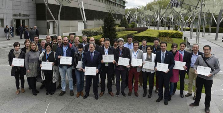 El Ente Vasco de la Energía certifica la labor de 32 ayuntamientos.