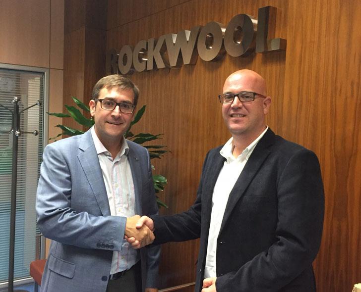 Acuerdo entre Andimac y Rockwool.