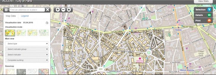 París prueba la nueva versión del la Herramienta Accent.