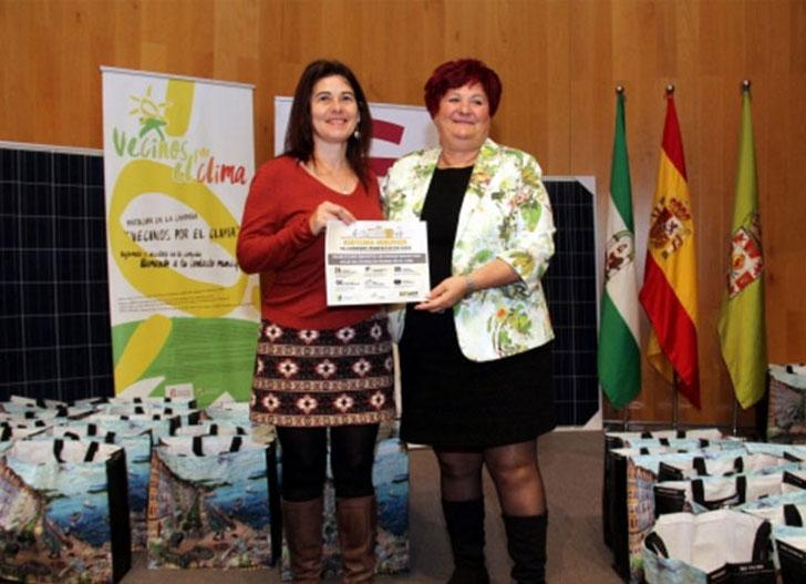 13 pueblos de Granada se suman a la campaña 'Vecinos por el Clima'.