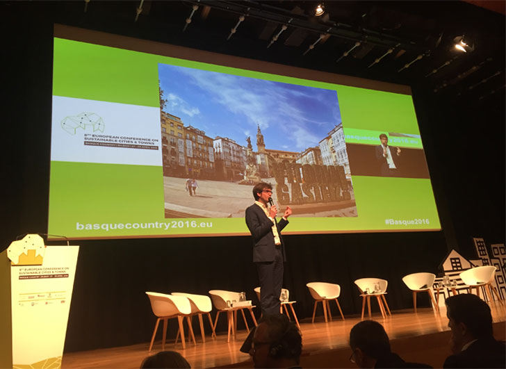 Vitoria-Gasteiz apuesta por convertirse en una ciudad neutra en carbono.