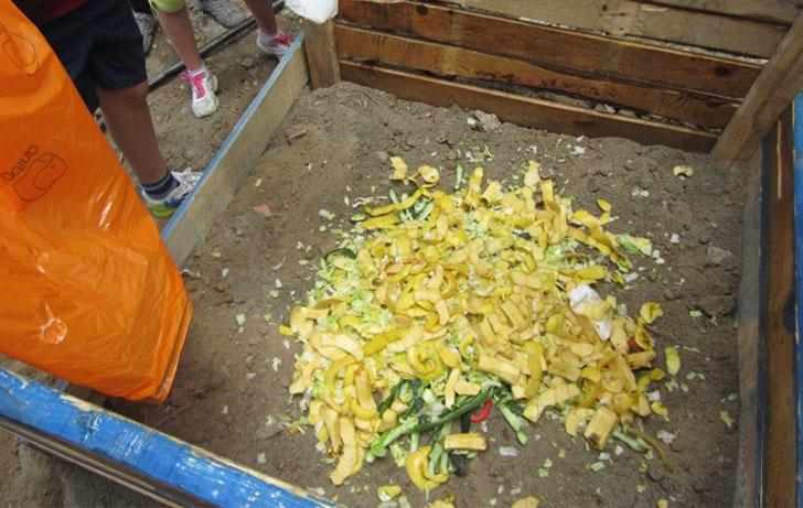 Gestión de residuos en Granada.