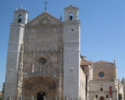 Rehabilitación de la Iglesia de San Pablo en Valladolid.