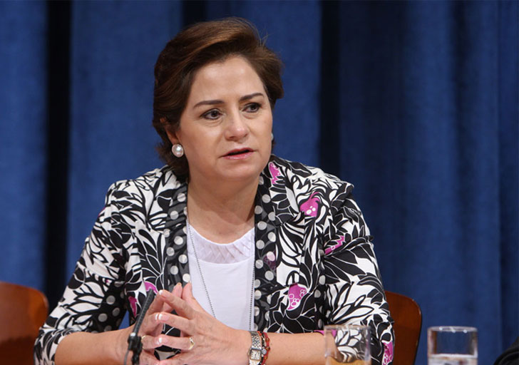 Patricia Espinosa, nueva ecretaria ejecutiva de UNFCCC.