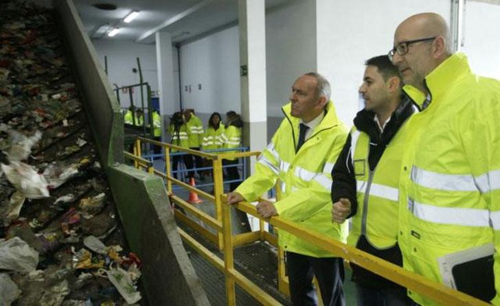 Álava transforma residuos de envases en combustibles.