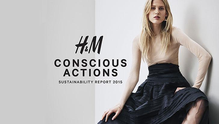 H&M presenta su Informe de Sostenibilidad.