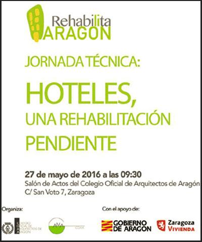 Rehabilitar hoteles. COAA.