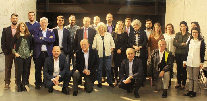 Grupo de trabajo del Comité EECN.
