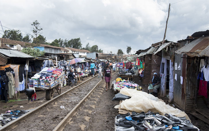 Urbanización pasiva o espontánea.