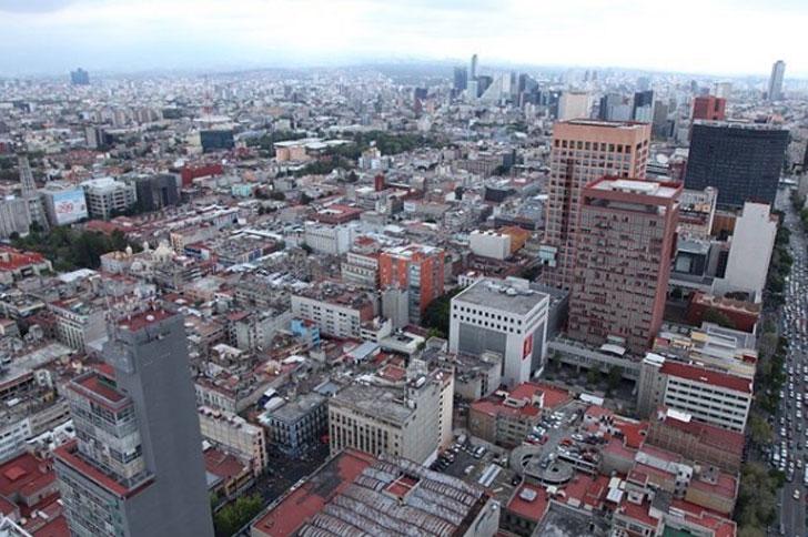 Latinoamerica como país peor urbanizado.