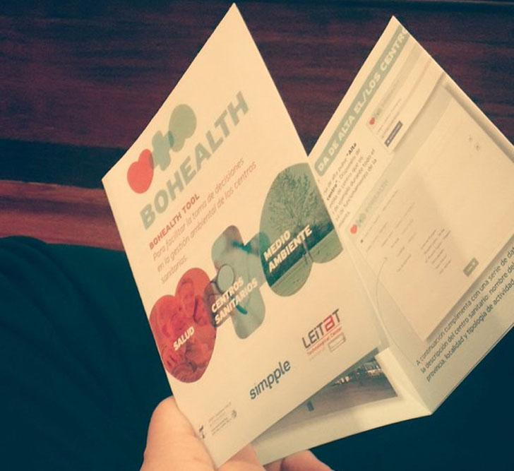 Jornada sobre el proyecto BOHEALTH.