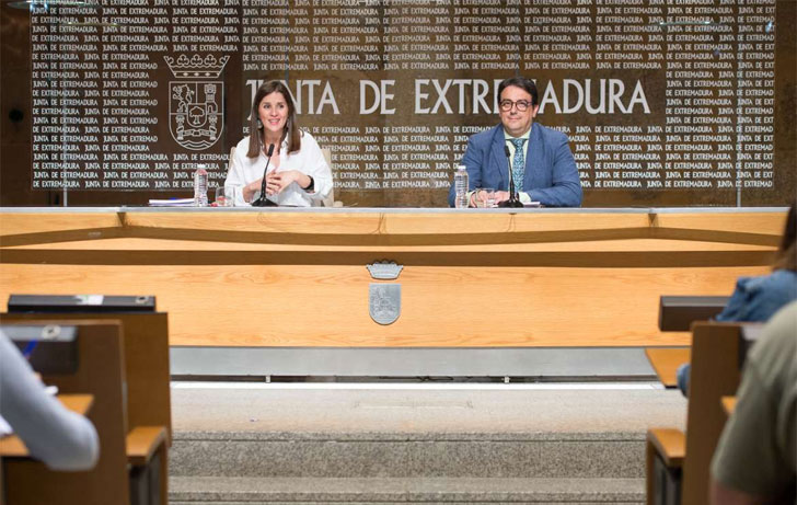 Plan de Rehabilitación de Extremadura.