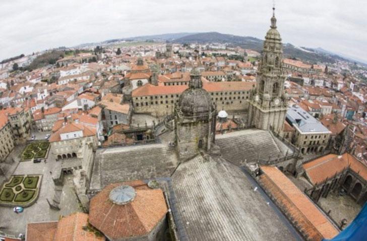 Talleres sobre rehabilitación energética en Santiago de Compostela.