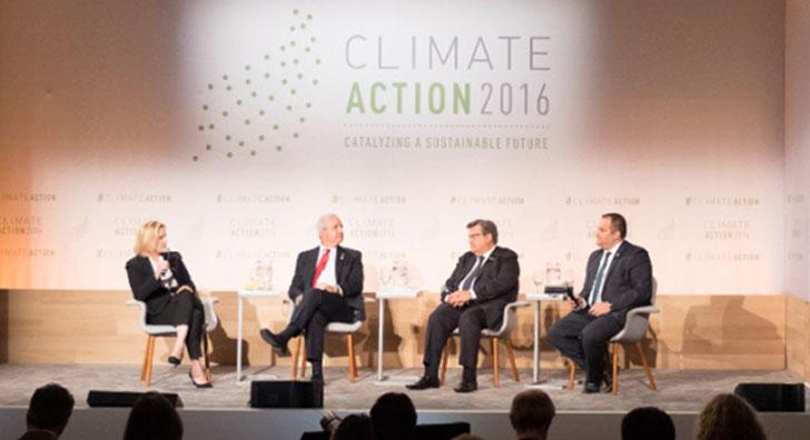 Iniciativas municipales contra el cambio climático.