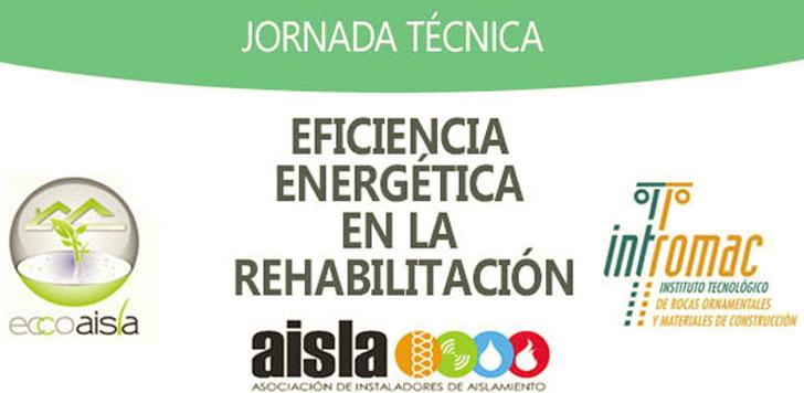 Aislamiento y Eficiencia Energética en Rehabilitación.