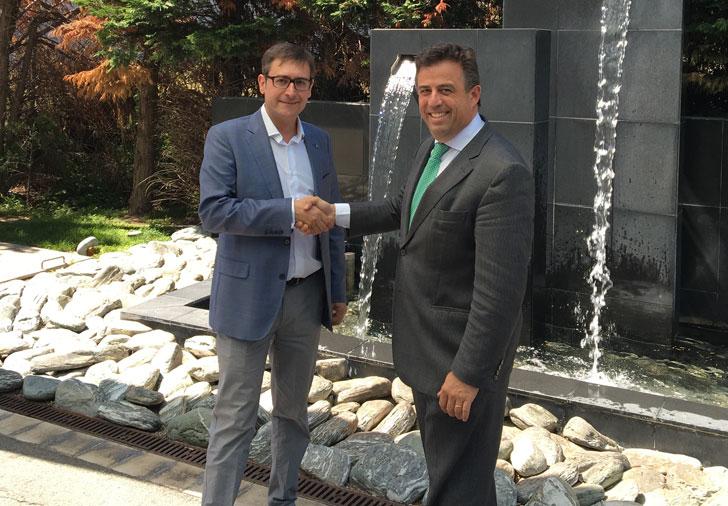 Acuerdo de colaboración entre URSA y Andimac.