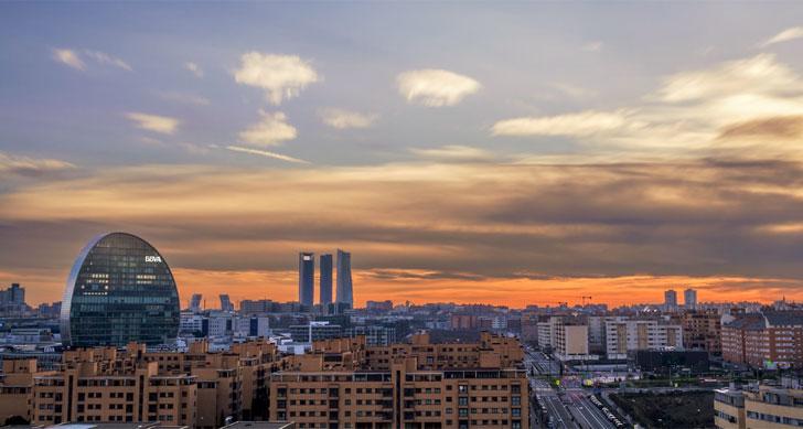 Madrid modifica su PGOU para mejorar la eficiencia energética.